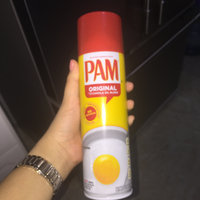 Pam Original No-Stick Cooking Spray 100% natural Canola Oil (2 pack - 12oz each can) uploaded by Shirley♡ L.