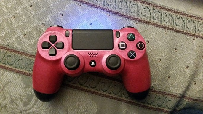 Sony DualShock 4 Wireless Controller - Black (PlayStation 4) uploaded by Michelle S.