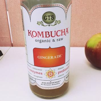 Photo of GT's Raw Organic Kombucha Gingerade uploaded by Roxanne K.