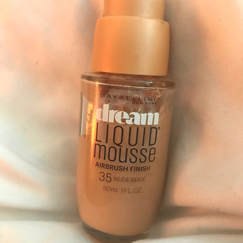 Photo of Maybelline Dream Liquid® Mousse Foundation uploaded by Isabella D.