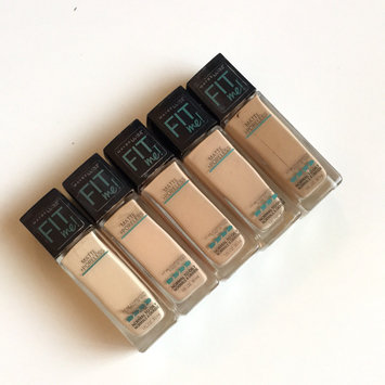 Maybelline Fit Me® Foundation uploaded by Liz R.