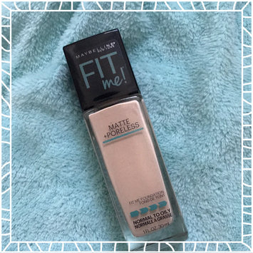 Maybelline Fit Me® Foundation uploaded by Bethany O.