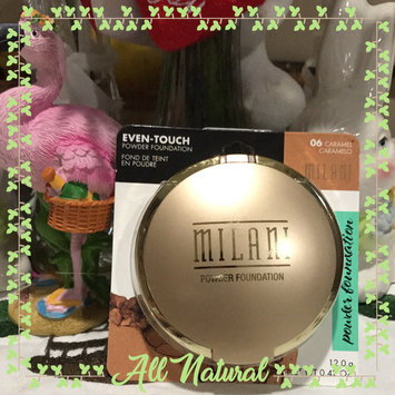 Photo of Milani Even-Touch Powder Foundation uploaded by Angie H.