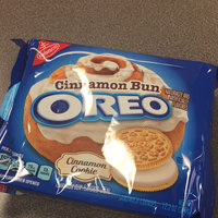 Nabisco Oreo Sandwich Cookies Cinnamon Bun uploaded by MELISSA B.