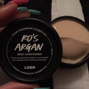 LUSH Ro's Argan Body Conditioner uploaded by Britnee J.