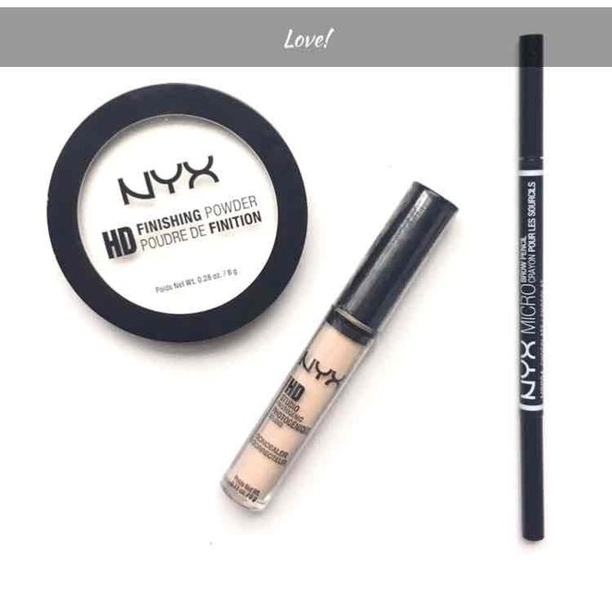 NYX Cosmetics Micro Brow Pencil uploaded by Allison R.
