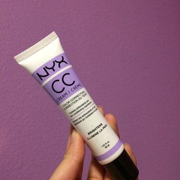 Photo of NYX Color Correcting Cream uploaded by Sammi Z.