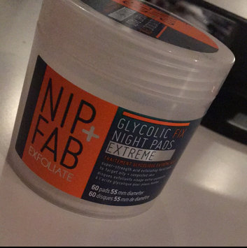 Photo of Nip + Fab Exfoliate Glycolic Fix Night Pads Extreme uploaded by Levi C.
