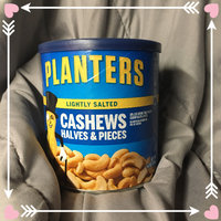 Planters Lightly Salted Halves & Pieces Cashews Can uploaded by Reyna S.