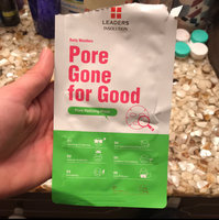 Leaders Daily Wonders Pore Gone For Good Pore Refining Sheet Mask uploaded by Kelly H.