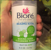 Bioré Baking Soda Cleansing Scrub uploaded by Brandy D.