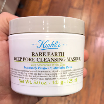 Photo of Kiehl's Rare Earth Deep Pore Cleansing Mask uploaded by Elvira T.
