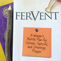 Fervent: A Woman's Battle Plan to Serious, Specific and Strategic Prayer uploaded by Nataℓie B.
