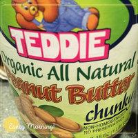 Teddie 16 oz. Chunky Organic Peanut Butter - Case Of 12 uploaded by Hollynn F.