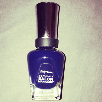 Photo of Sally Hansen Complete Salon Manicure Nail Polish uploaded by Christine H.