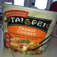 Tai Pei Orange Chicken, 12 oz uploaded by Jessica H.