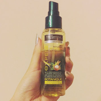 Photo of Tresemme Botanique Oil Elixer uploaded by Crystal N.