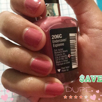wet n wild Megalast Nail Color uploaded by Michele M.