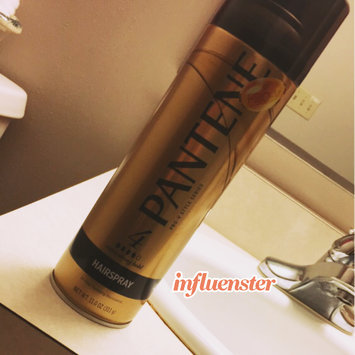 Photo of Pantene Pro-V Extra Strong Hold Hair Spray, 11 oz uploaded by Hannah D.