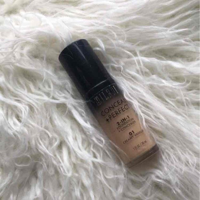 Milani Conceal + Perfect 2-in-1 Foundation + Concealer uploaded by Julia K.