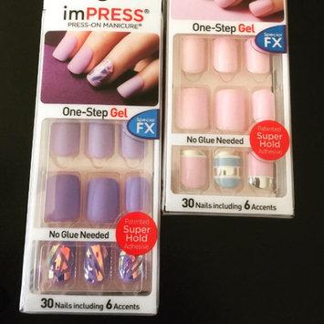 Photo of imPRESS Press-on Manicure uploaded by Moonyalondon H.