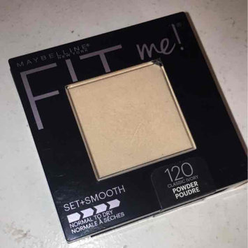 Maybelline Fit Me! Pressed Powder uploaded by Nadia S.