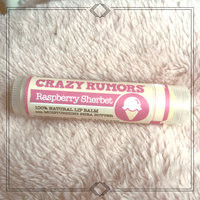 Crazy Rumors A La Mode - Natural Lip Balm, Raspberry Sherbert, .15 oz uploaded by Keeley D.