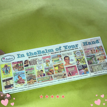 Photo of the Balm - In the Balm of Your Hand Greatest Hits Vol 1 Holiday Face Palette uploaded by Alexandra M.