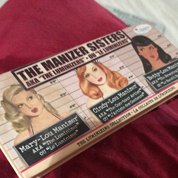 Photo of the Balm - the Manizer Sisters Luminizers Palette uploaded by beba W.