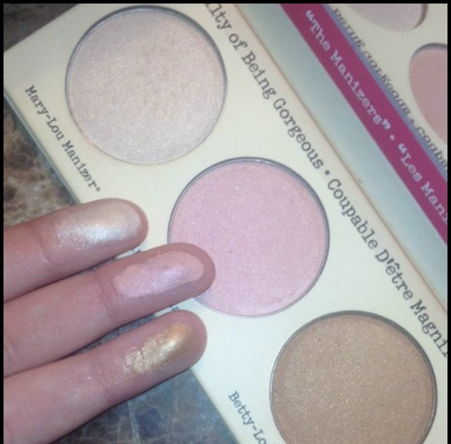 the Balm - the Manizer Sisters Luminizers Palette uploaded by Natalie M.
