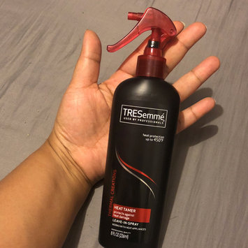 Photo of TRESemme Thermal Creations Heat Tamer Protective Spray uploaded by Victoria S.
