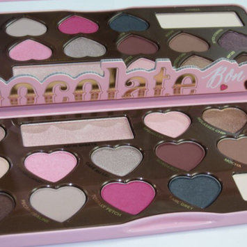 Photo of Too Faced Chocolate Bon Bons Eyeshadow Palette uploaded by Lucy I.