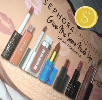 Photo of Sephora Favorites Give Me Some Nude Lip uploaded by Annie G.
