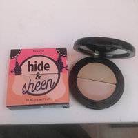 Benefit Cosmetics Hide & Sheen Concealer And Highlighter Duo uploaded by Katie D.