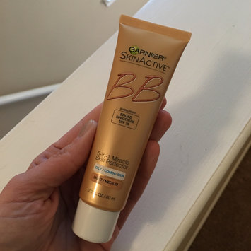 Photo of Garnier SkinActive 5-in-1 Miracle Skin Perfector Oil-Free BB Cream uploaded by Kat D.