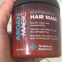 Argan Magic Restorative Hair Mask 8 Oz. Jar by Jocott Brands [1 Pack] uploaded by Adriana A.
