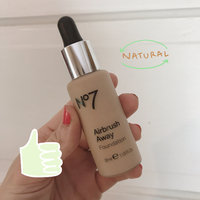Boots No7 Airbrush Away Foundation, Honey, 1 oz uploaded by Sarah C.