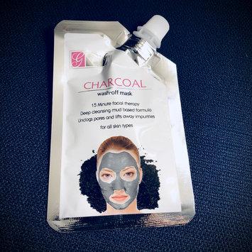 Photo of Global Beauty Mask Wash Off Charcoal 5oz uploaded by Nicole K.