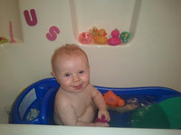 The First Years Newborn-to-Toddler  Tub with Sling uploaded by Amanda S.