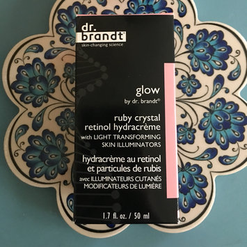 Photo of Dr. Brandt® Duo Sample Glow Resurfacing Serum & Retinol Hydracreme uploaded by Sofi G.