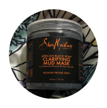 Photo of SheaMoisture African Black Soap Clarifying Mud Mask uploaded by Dianna C.