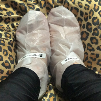 Photo of Tony Moly Foot Peeling Shoes uploaded by Lizzie M.