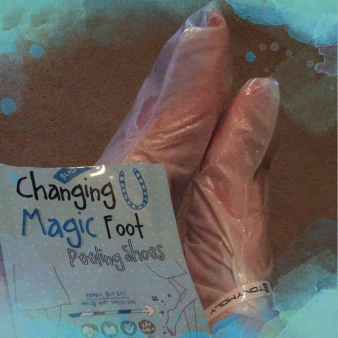 Tony Moly Foot Peeling Shoes uploaded by Amanda B.