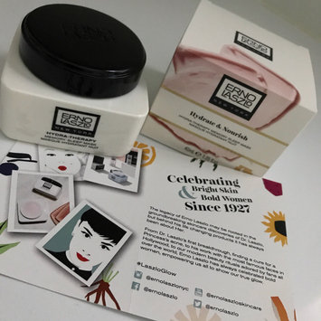Photo of Erno Laszlo Hydra-Therapy Memory Sleep Mask uploaded by Lisa P.