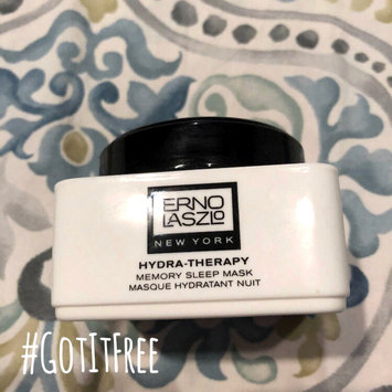 Photo of Erno Laszlo Hydra-Therapy Memory Sleep Mask uploaded by Kate C.