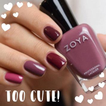Photo of Zoya Nail Polish uploaded by Dina E.