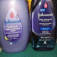 Johnson's® bedtime® Baby Moisture Wash 28 fl. oz. Bottle uploaded by Ang T.