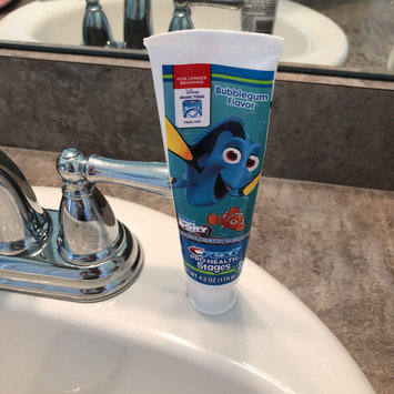 Photo of Pro Health Stages Crest Pro-Health Stages Finding Dory Toothpaste uploaded by Marcie M.