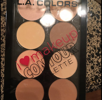 Photo of L.A. Colors I Heart Makeup Contour Palette uploaded by Thalia A.