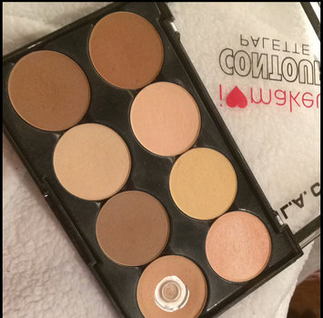 Photo of L.A. COLORS I Heart Makeup Contour Palette uploaded by Courtney B.